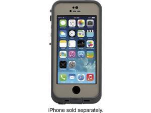 LifeProof - fre Case for Apple iPhone 5 and 5S - Taupe