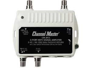 Channel Master 3412 Ultra Mini Distribution Amplifier