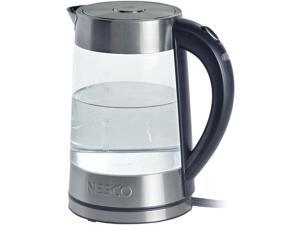 NESCO  GWK-02  Glass  Glass Water Kettle 1.8 Liter