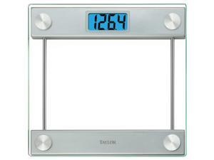 TAYLOR 75194192 Extra-Thick 100mm Glass Platform Digital Scale