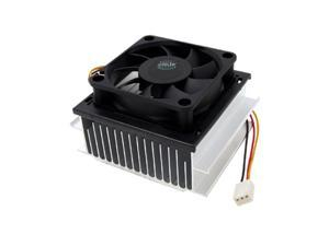 DC 12V CPU Cooler Heatsink Cooling Fan for PC Computer