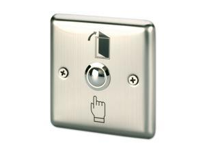 Door Exit Button Push Release Switch Panel For Access Control Stainless Sq
