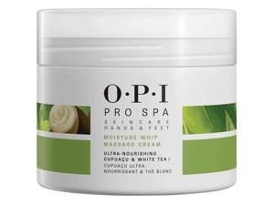OPI Pro Spa Moisture Whip Massage Cream 8oz
