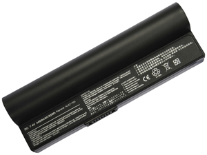 Superb Choice® 4-cell ASUS Eee PC 900-W072X Laptop Battery