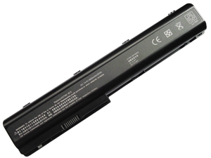 Superb Choice® 12-cell HP HDX X18-1002TX Laptop Battery