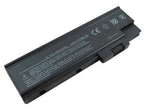 Superb Choice® 8-cell ACER Extensa 3001WLMi 3002LMi 3002WLM 3002WLMi 3003WLM 3003WLMi 4100 Series  Laptop Battery