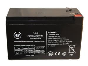APC Back-UPS RS1500 12V 7.5Ah UPS Battery : AJC Brand Replacement