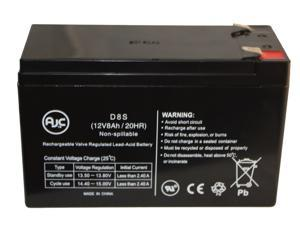 APC BackUPS Pro 1300 BR1300G 12V 8Ah UPS Battery - This is an AJC Brand® Replacement