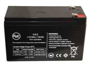 Verizon FiOS Backup 12V 9Ah UPS Battery : AJC Brand Replacement