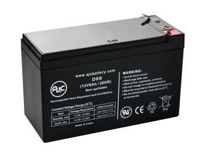 APC BE650G/BE650 12V 9Ah UPS Battery - This is an AJC Brand® Replacement
