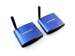Baaqii A052 PAT-530 5.8G Wireless AV TV Audio Video  Sender Transmitter Receiver IR Remoter