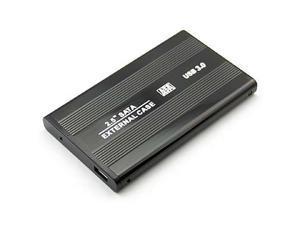 """Baaqii A158 USB 3.0 2.5"""" SATA HDD Hard Drive Windows External HDD Enclosure Case + Cable"""