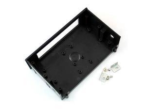 "Baaqii A283 3.5"" To 5.25"" Hard Drive Adapter Mounting Bracket For PC Platic With Screw"