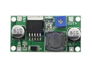 Baaqii New LM2596HV LM2596S DC-DC Step Down CC-CV Adjustable Power Supply Module