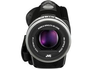 JVC  GZEX355BUS Everio 16GB HD Flash Memory Camcorder