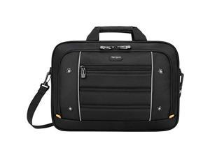 "Targus Drifter TBT271 Carrying Case (Briefcase) for 16"" Notebook - Black - Shoulder Strap, Handle, Trolley Strap"