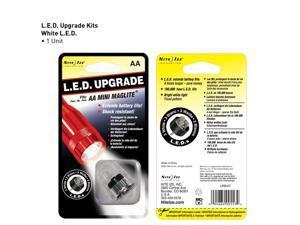 Nite lrb207 White LED Upgrade Kit II for AA Mini Maglite
