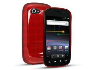 Aftermarket Red Slider Skin For Samsung Nexus S SA9100SSRD