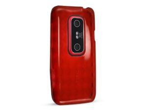 Aftermarket Red Slider Skin For HTC EVO 3D HTCEVO3DSSRD