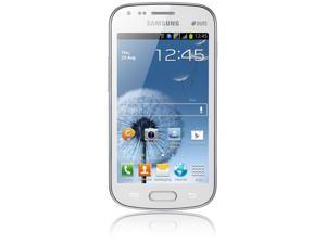 "Samsung Galaxy S DUOS S7562 Unlocked GSM Phone with Dual SIM, Android 4.0 OS, 4"" Touchscreen, 5MP Camera + Seconday VGA Camera, ..."