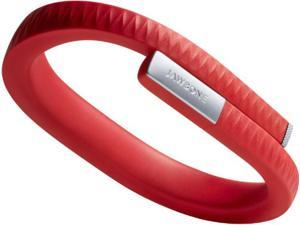 Jawbone UP Wristband Health Monitor - Red, S