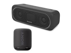 Sony XB30 Portable Wireless Speaker Bluetooth w/ Sony XB10 Portable Wireless BT