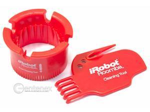 Genuine iRobot Brush Cleaning Tools for Roomba 500, 600, & 700 Series Vacuum Models P/N 80901, 81005