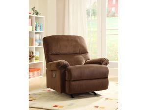 Easton Rocker Recliner - IP Chocolate