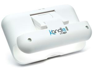 Kandle by Ozeri II LED Book Light in White -- Designed for the Kindle