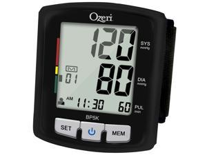 Ozeri CardioTech Pro Series BP5K Digital Blood Pressure Monitor w/ Voice-Guided Operation