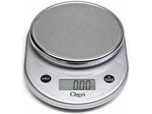 Ozeri Pronto Digital Multi-Functional Food Scale, Silver