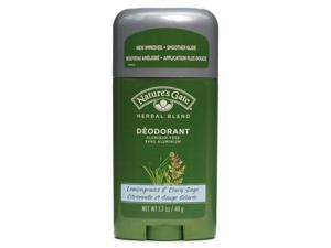 Lemongrass Clary Sage Organic Deodorant (Manufacturer Out of Stock- NO ETA)