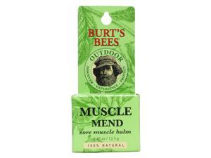 Muscle Mend - Burt's Bees - .45 oz - Cream