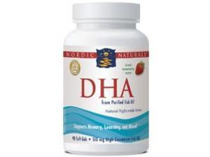 DHA Formula 500mg - Strawberry - 90 - Softgel