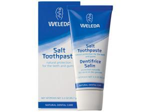 Dental Care-Salt & Baking Soda Toothpaste - Weleda - 2.5 oz - Paste