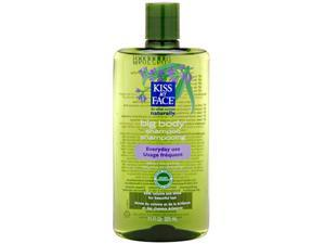 Organic Hair Care Big Body Shampoo - Kiss My Face - 11 oz - Liquid
