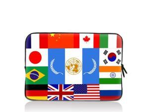 "United Nations 17.1"" 17.3"" inch Laptop Bag Sleeve Case for Apple MacBook pro 17/Dell Inspiron 17R Vostro XPS Alienware M17x/Samsung ..."