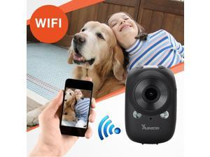Sunco® DREAM WI-FI Wireless Waterproof HD 1080P Sports Action Video Camera with Mini LCD (Black With WIFI)