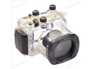 Waterproof Swimming Underwater Housing Case for Canon Powershot G11 G12 LF117