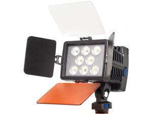 LED 5080 Video Light for DV Camcorder DSLR Camera Canon Nikon D7000 Pentax LF114