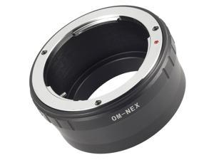 Adapter Ring For Olympus OM Lens to Sony E DSLR NEX-3 NEX-6 NEX-7 NEX-VG20 DC115