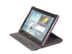 Rotating Leather Case Cover For Samsung Galaxy Tab 2 10.1 P5100 Tablet PC283P