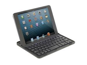 Portable Wireless Bluetooth Keyboard Light Case Cover Stand For iPad Mini