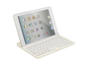 Portable Wireless Bluetooth Keyboard Light Case Cover Stand For iPad Mini IP55W