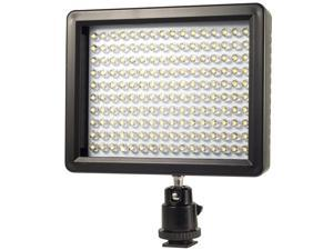 160 LED Video Light Camcorder DSLR Camera Lighting for Canon Nikon +Filter LF182