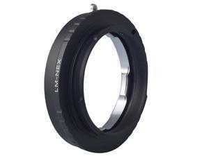 Lens Adapter Ring For Lecia M LM Lens Mount to Sony NEX-7 NEX-5N NEX-5 NEX-5C DC80