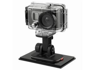 PQI Sport Camera HD 1080P Fisheye Waterproof Action Helmet Bike Video PQ10