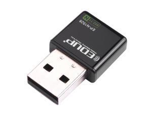 EDUP Mini 1 x 300Mbps USB Wireless Adapter(Retail Box) + 1 x Driver Software CD CN80-NE1