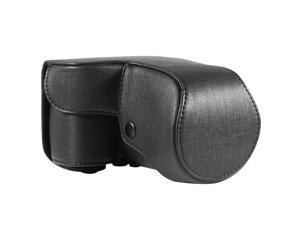 Leather Case Bag Faux PU for SONY NEX-F3K/B F3K/S NEX-F3 18-55mm LF196B [Camera]