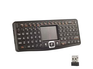 2.4GHz Rii Mini wireless Touch Keyboard for Andriod TV Box Mini PC Loptop CN51